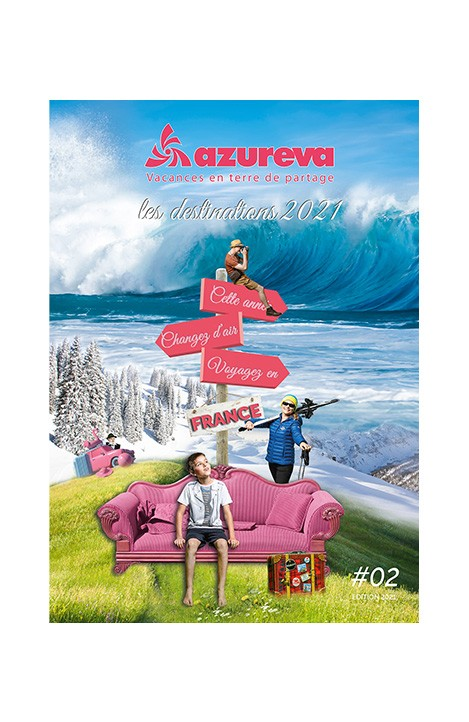 catalogue vacances azureva 2021
