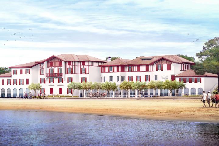 Nouvelle destination Hôtel du Parc 3 étoiles