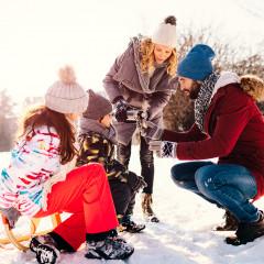 Villages club hiver Azureva