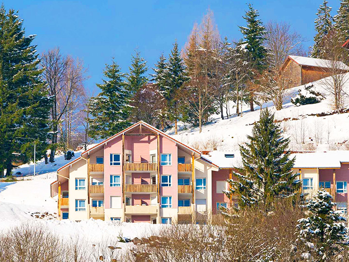 village vacances bussang neige